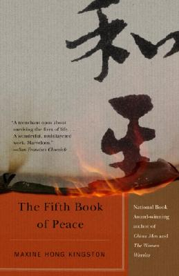The Fifth Book of Peace By Kingston, Maxine Hong